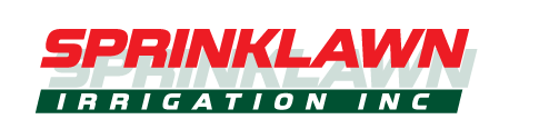 Sprinklawn Irrigation Logo